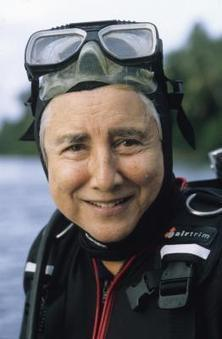 Celebrating Women in #Marine_Science * | Rescue our Ocean's & it's species from Man's Pollution! | Scoop.it
