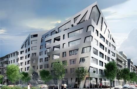 Et si on purifiait l'air grâce aux immeubles ? | Innovation dans l'Immobilier, le BTP, la Ville, le Cadre de vie, l'Environnement... | Scoop.it