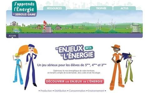 Outils pédagogiques | Formation des Enseignants Bourgogne Franche-Comté | Enseigner par le jeu | Scoop.it