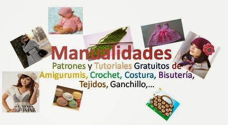 Blusas Tejidas a Crochet con Patrones Paso a Paso | Patrones Crochet, Manualidades y Reciclado | Tejidos | Scoop.it