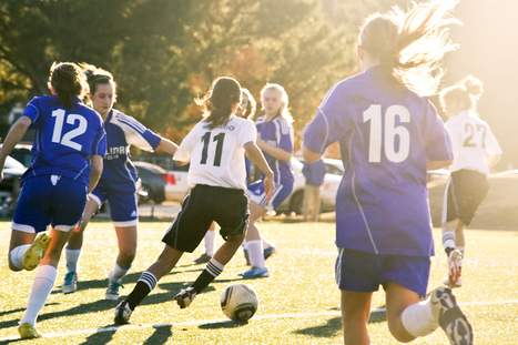 Want Your Daughter To Be A Science Whiz? Soccer Might Help - NPR (blog) | Soccer | Scoop.it