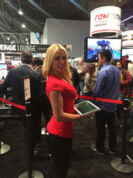TLC Models at CES 2015 | Models and Fashion | Scoop.it