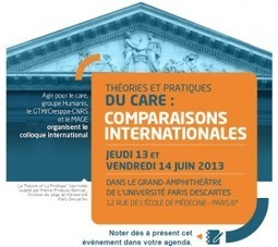 [Colloque 2] Théories et Pratiques du « Care »: comparaisons internationales | Stress et travail | Scoop.it