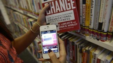 New library app allows users to borrow books without queuing ...   Library Innovation   Scoop.it