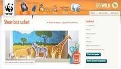 Free Technology for Teachers: Go Wild - Online and Offline Activities for Learning About Animals | Kindergarten | Scoop.it