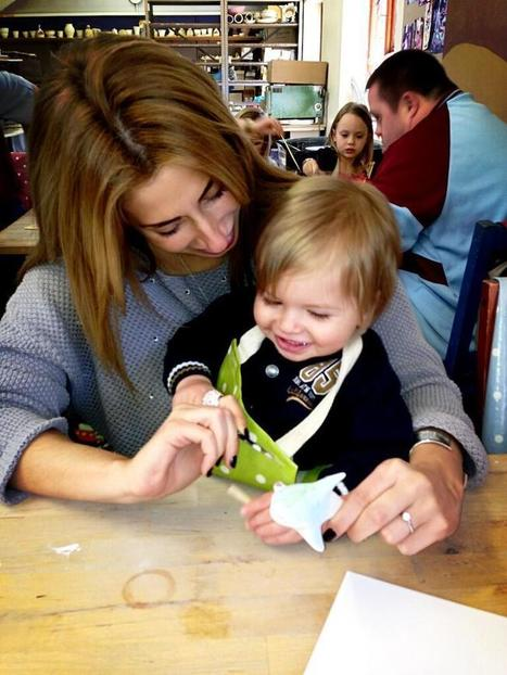 Twitter / StaceySolomon: A bit of arts and crafts on ... | David's CLIL News | Scoop.it