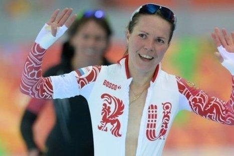 J.O : La russe Olga Graf oublie qu'elle est nue sous sa combinaison   Alpes   Scoop.it