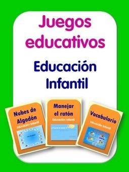 Juegos educativos para Educación Infantil | Educació infantil | Scoop.it