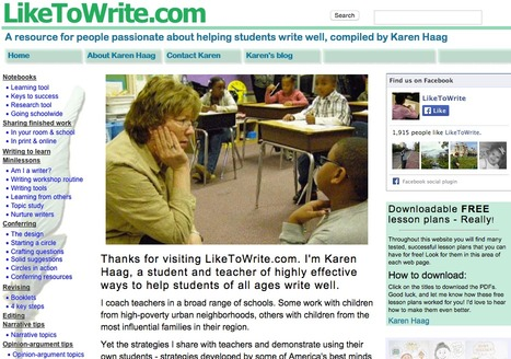 Like to Write | Language,literacy and numeracy in all Training and assessment | Scoop.it