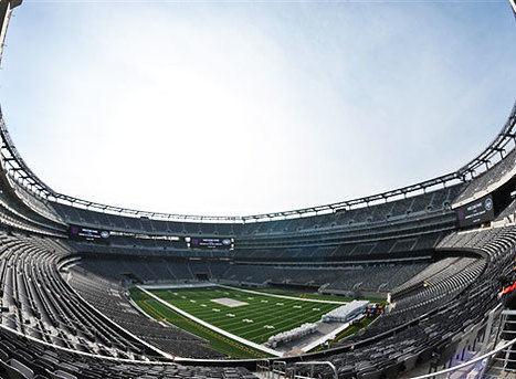 Top 5 Technologies in NFL Stadiums | Sports Facility Management | Scoop.it