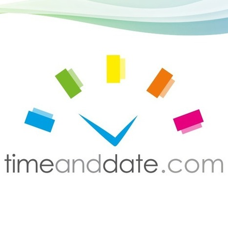 timeanddate.com | From here and there ... | Scoop.it