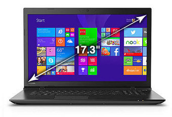 Toshiba Satellite C70-CBT2N11 Review - All Electric Review | Laptop Reviews | Scoop.it