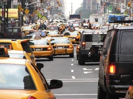 """Why are our cities so congested? """"It's the free roads, stupid!"""" : TreeHugger   Urbanisme   Scoop.it"""