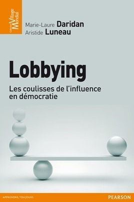 "Livre. ""Lobbying, les coulisses de l'influence en démocratie ... 