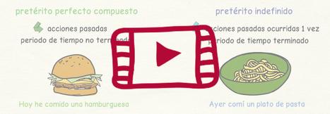 Diferencias entre el pretérito perfecto y el pretérito indefinido | Español para los más pequeños | Scoop.it