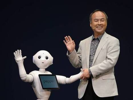 The Japanese robot assistant that can read emotions sold out in a minute | Technoculture | Scoop.it