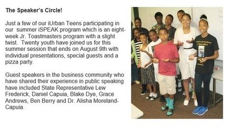 iUrban Teen Newsletter | digital divide information | Scoop.it