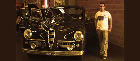 AUTO ANTICHE : REPORTAGE FOTOGRAFICO MOTOR GALLERY | BESTFROMITALY | Scoop.it
