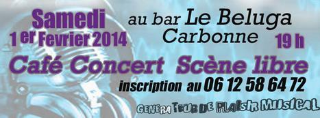 Café Concert - Scène Libre | Facebook | Le Volvestre | Scoop.it