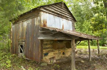 Tobacco barns fading from state's landscape | News & Record | North Carolina Agriculture | Scoop.it