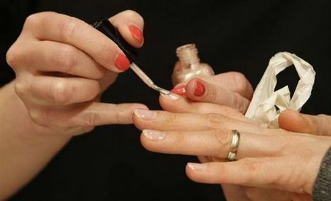 Tips for having beautiful nails - Deccan Chronicle   Manicure & Pedicure Grooming Treatments   Scoop.it
