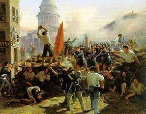 25 juin 1848 Paris en état de siège   Racines de l'Art   Scoop.it
