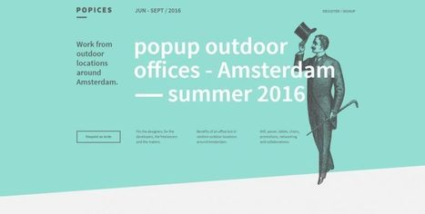 The Next Office Is Outside | Semantic Gnosis Web | Scoop.it