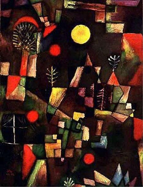 Fascinantul Paul Klee | Artiști Veritabili | Scoop.it
