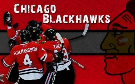 content marketing like the Chicago Blackhawks | Web Design, Web Develompent & SEO | Scoop.it