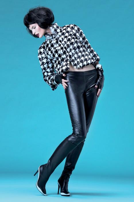 Le Marche & Fashion | Fiorangelo Fall Winter 2014-15 Collection | Appassionata Truffles - black diamonds! | Scoop.it