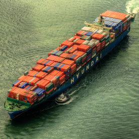 Slowing Cargo Ships More Than Halves Pollution near Ports: Scientific American | Sustain Our Earth | Scoop.it