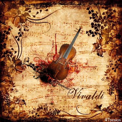 """Analysis of Vivaldi violin concerto """"Four Seasons"""" in the """"Spring"""" movement of the musical style of the first   Antonio Vivaldi   Scoop.it"""