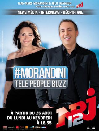 L'actu TV: Morandini fait sa rentrée télé sur NRJ12 avec #Morandini !! | cotentin webradio Buzz,peoples,news ! | Scoop.it
