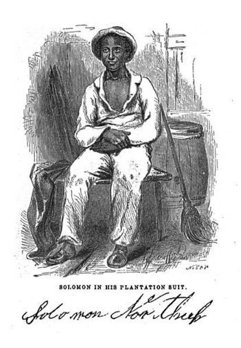 Southern Food: According to Solomon Northup | Civil War in South Carolina | Scoop.it