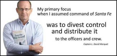 10 Ways to Divest and Distribute Control | Leadership in education | Scoop.it