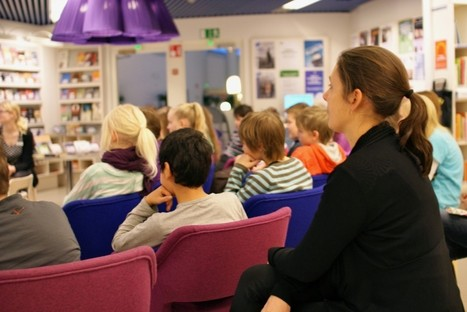 Musiikkivinkkausta viidesluokkalaisille -  Tampereen Metson musiikkiosastolla | Kirjastoista, oppimisesta ja oppimisen ympäristöistä | Scoop.it