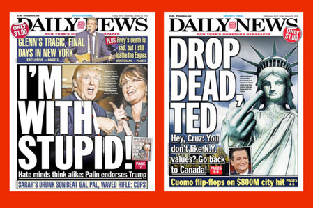 How the New York Daily News Became Twitter's Tabloid | DocPresseESJ | Scoop.it