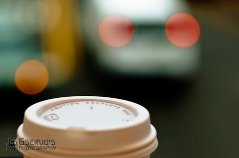 Setting Your White Balance Correctly Using a White Coffee Cup Lid at The Phoblographer | Portrait Photography | Scoop.it