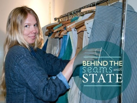 "BEHIND THE LABEL: State Takes the ""Farm to Hanger"" Approach to American-Made Fashion 