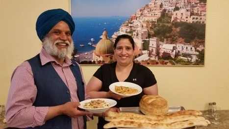 Indian couple that lived in Italy for decades brings a Taste of Tuscany to Regina | Italia Mia | Scoop.it