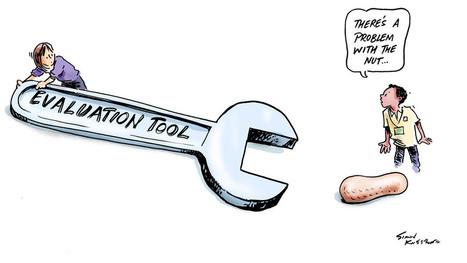 Decálago de cómo hacer una revolución en las evaluciones | Algo sobre evaluación | Scoop.it