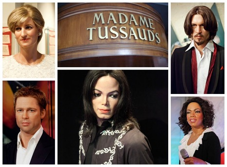 English Tourism Week - Madame Tussauds | Topical English Activities | Scoop.it
