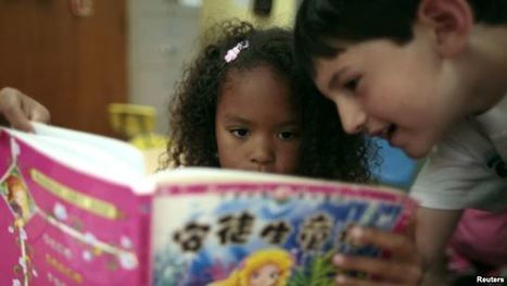 Interest in Bilingual Education Rises in US | ¡CHISPA!  Dual Language Education | Scoop.it