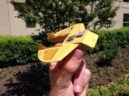 L'US Army teste un micro-drone planeur | EntomoNews | Scoop.it