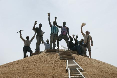 L'arrivée au sommet! - Afrika Mandela Ranch | Fondation Sylla Caap | Scoop.it