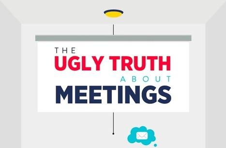 Why Are Meetings Unproductive? | Communicate...and how! | Scoop.it