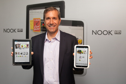 Barnes and Noble Announces The NOOK HD and HD+ | Pobre Gutenberg | Scoop.it