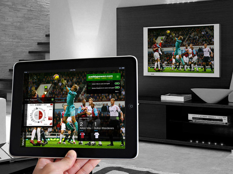 Social TV and the Multi-Screen Revolution: How Can TV Media Buyers Leverage the Trend? (Capitol Media Solutions) | Social TV | Scoop.it