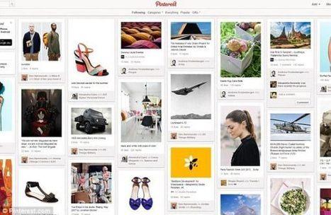 Pinterest user numbers reach 48m in 2013 | Pinterest | Scoop.it