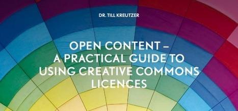 Handige gids gebruik Creative Commons-licenties beschikbaar - Creative Commons | Auteursrecht en Creative Commons | Scoop.it